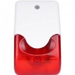Sirene flash estroboscópica interior sem fio integrada G5 / S5 / S9 / A9