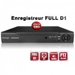 Gravador digital 4 canais H264