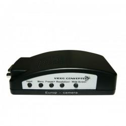 Conversor vídeo BNC para VGA