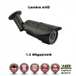 Câmera bullet AHD 960P 1.3MP Sensor 1/3 SONY IMX238 IR 40m à prova de água e de vandalismo